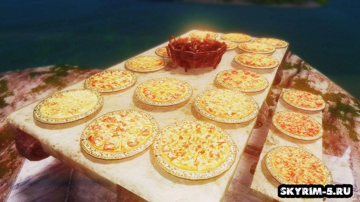 Пицца-мания -