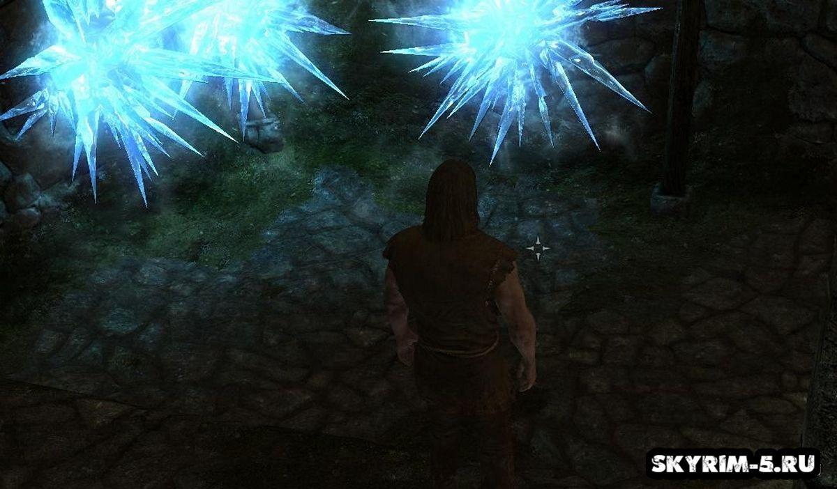 Реалистичный свет от магии -