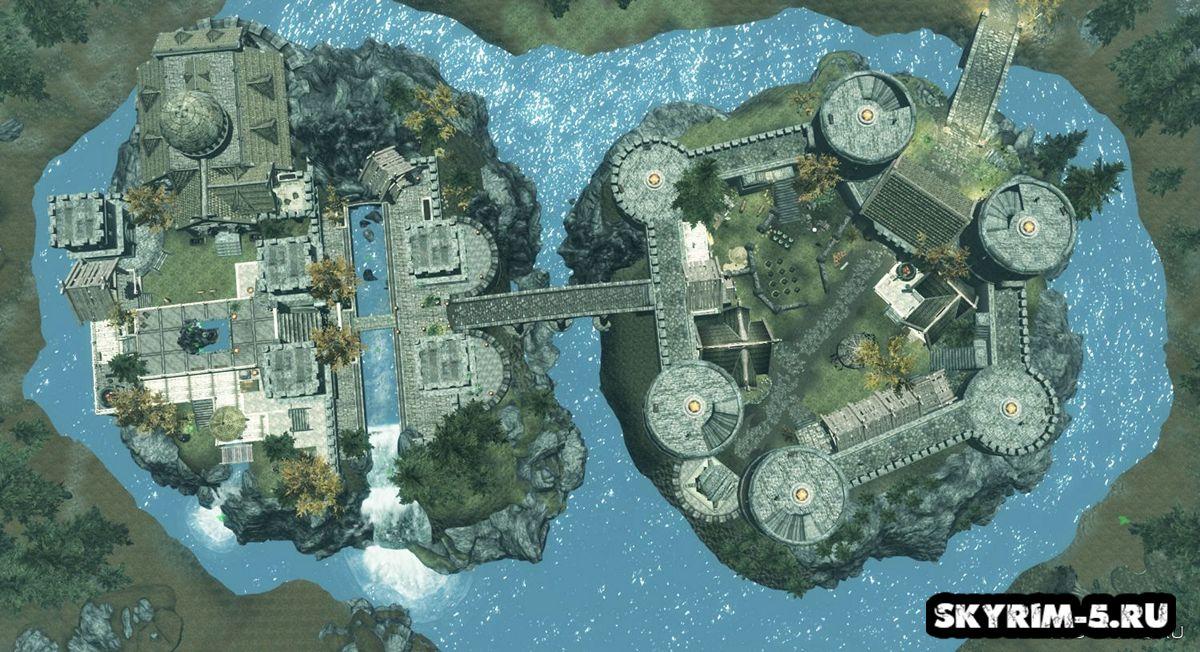 Замок Радун -