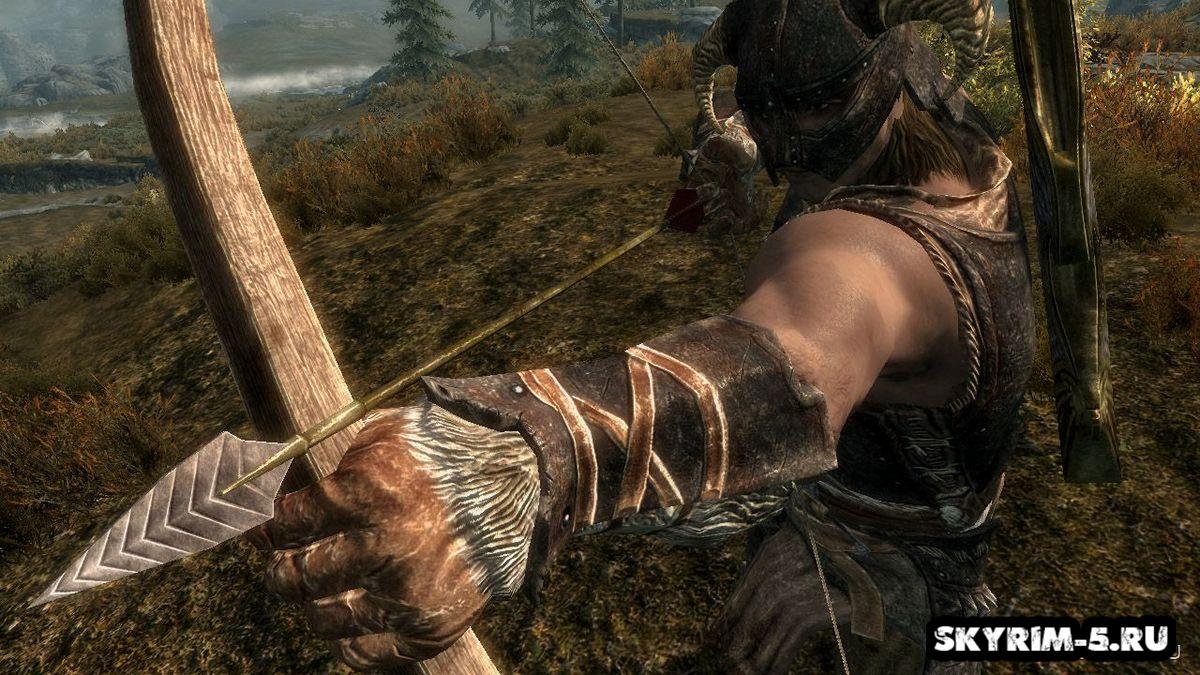 Ретекстур эльфийского оружия -