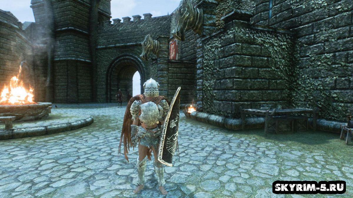 Балдерская рыцарская броня - Dark Souls -