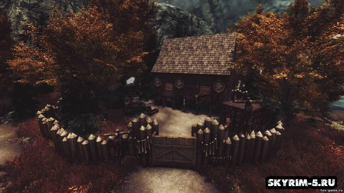 ХолмвудМоды Скайрим > Дома и локации Скайрим