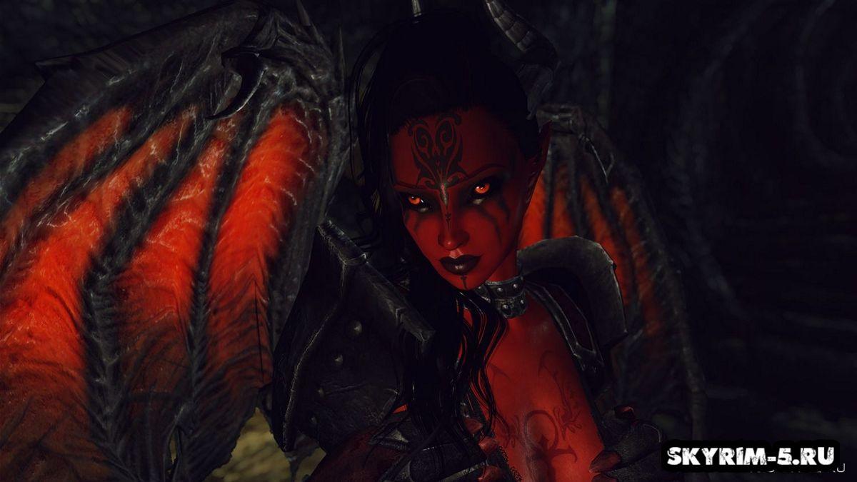 Амара - Огненный суккуб