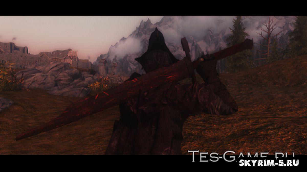 Великий меч раба Рыцаря Гаеля
