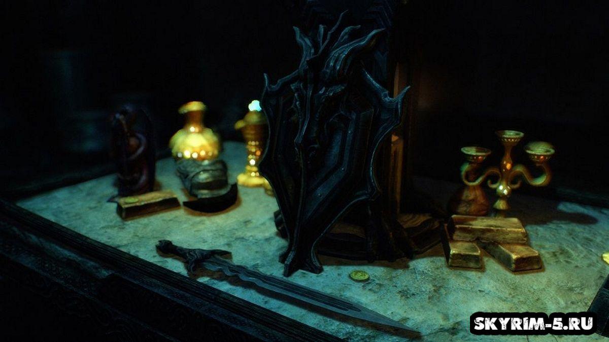 Имперское оружие Рыцаря ДраконаМоды Скайрим > Оружие Скайрим