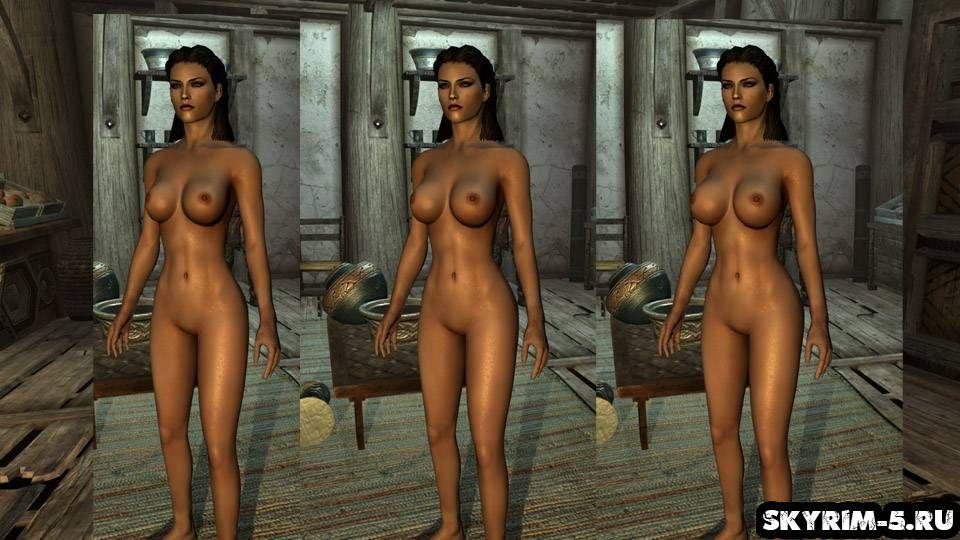 Обнаженные женские тела: реплейсер ADEC -