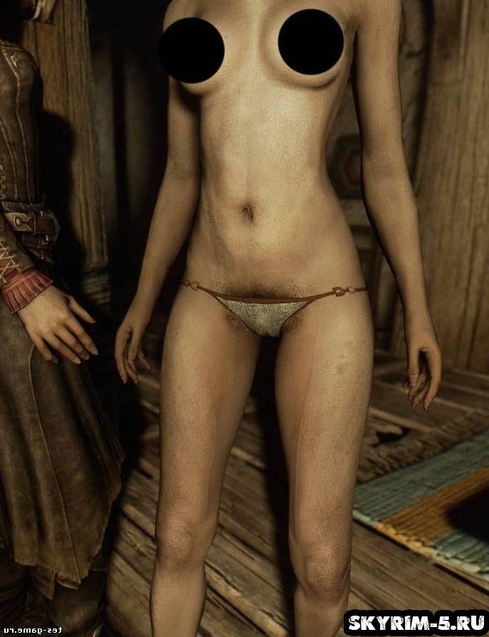 Лорные текстуры для женских тел -