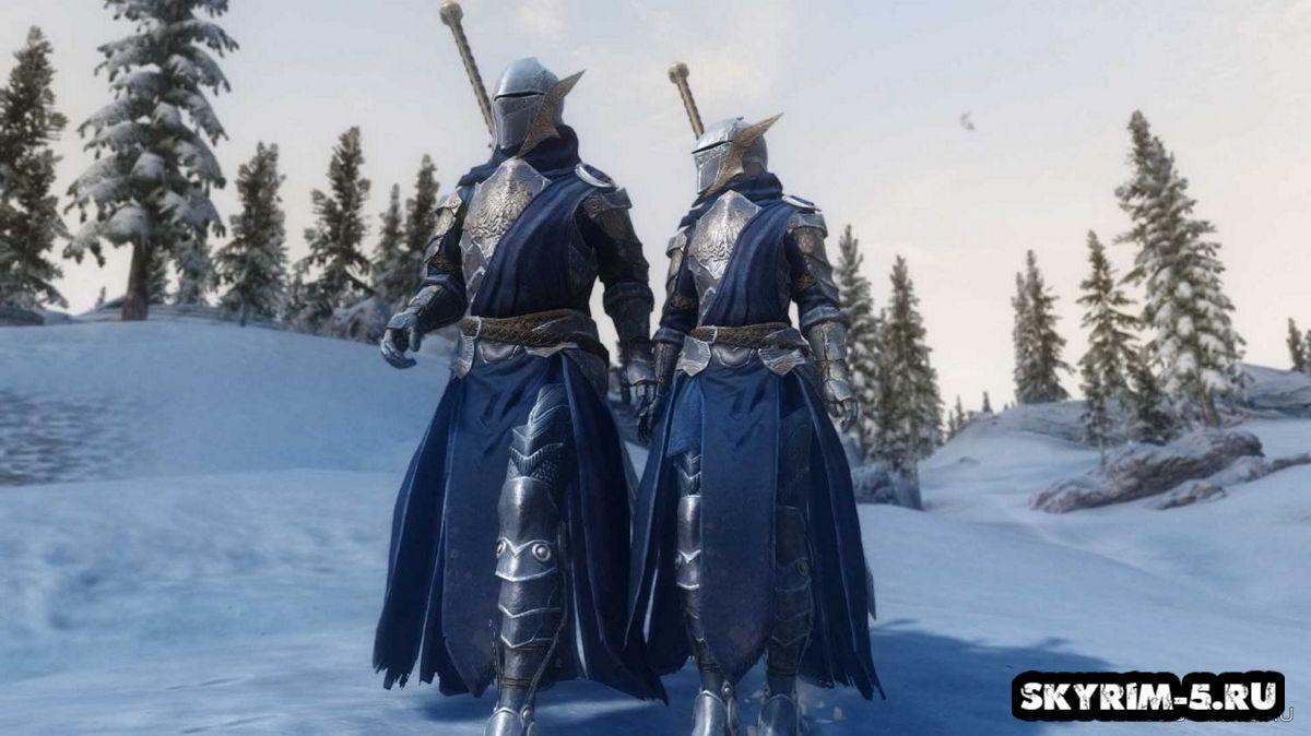 Блистательная (священная) броня и оружие -