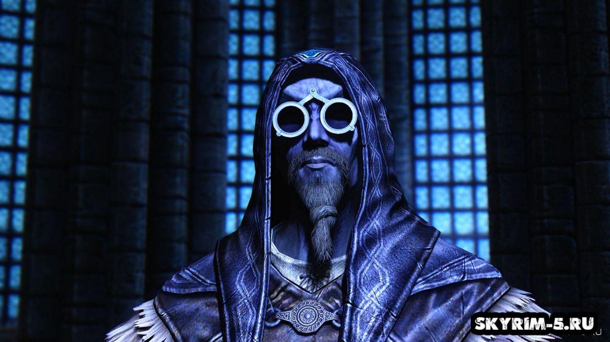 Двемерские очкиМоды Скайрим > Броня и одежда Скайрим