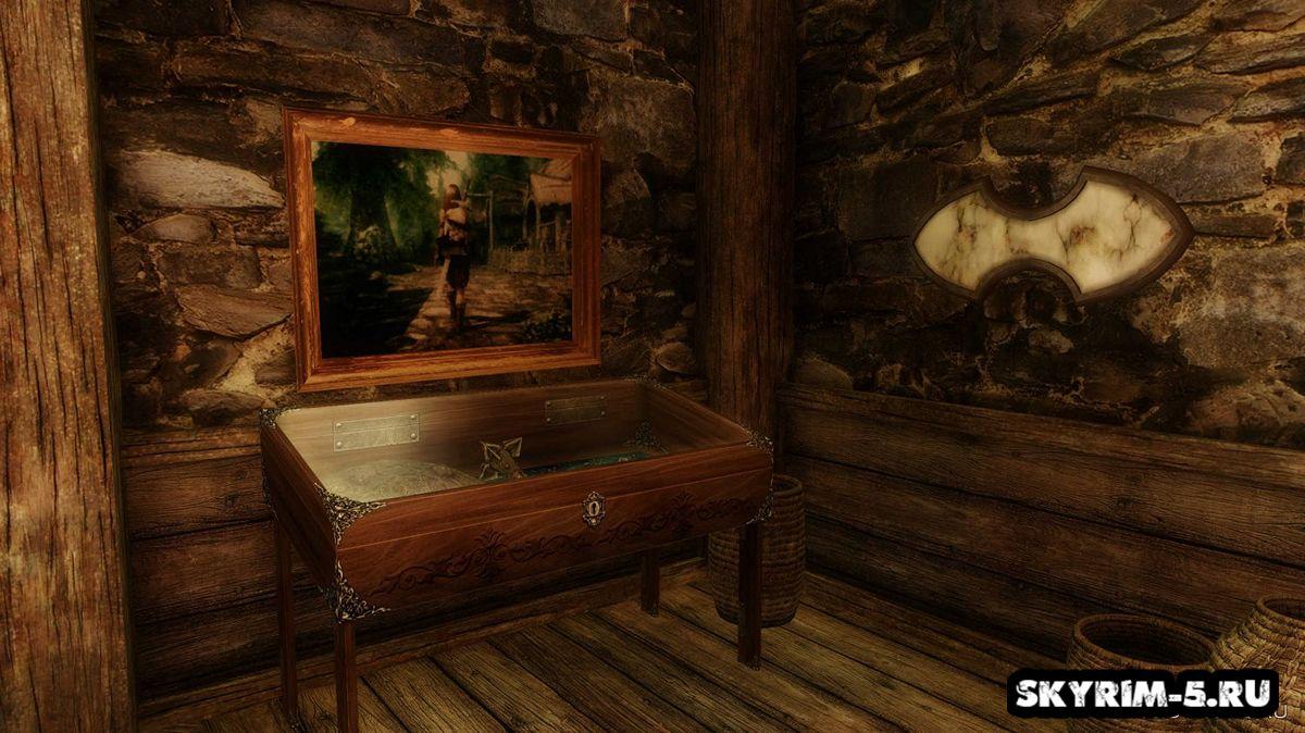Ретекстур мебели -
