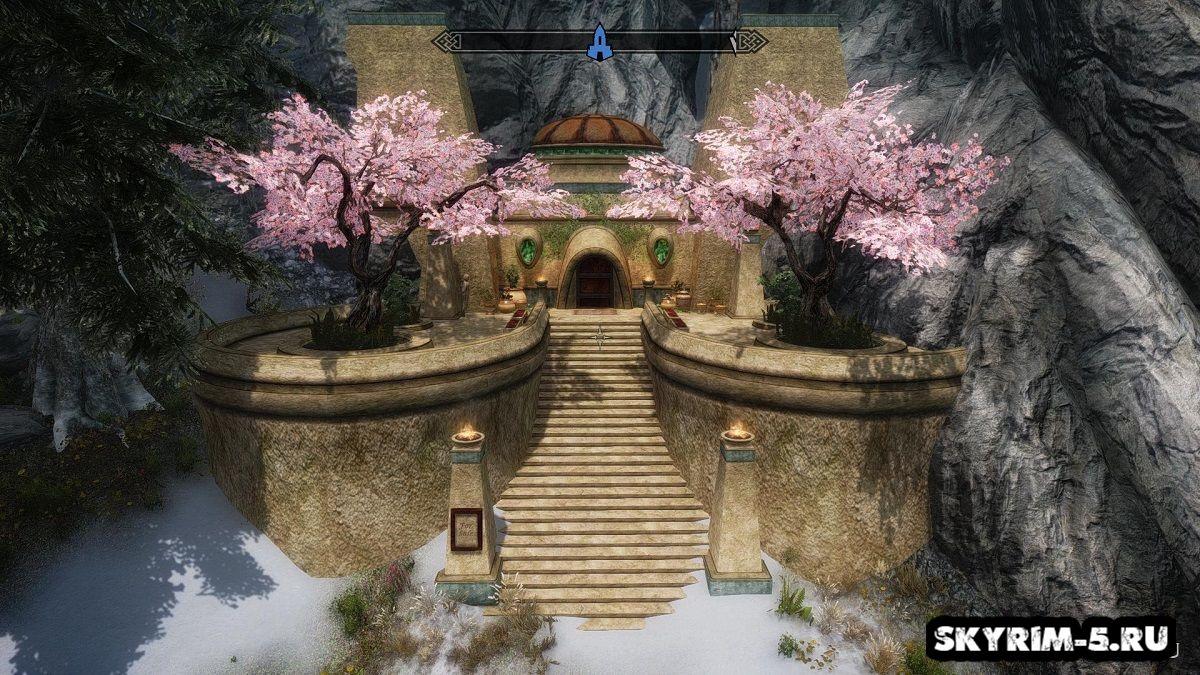 Дворец ВелотиМоды Скайрим > Дома и локации Скайрим