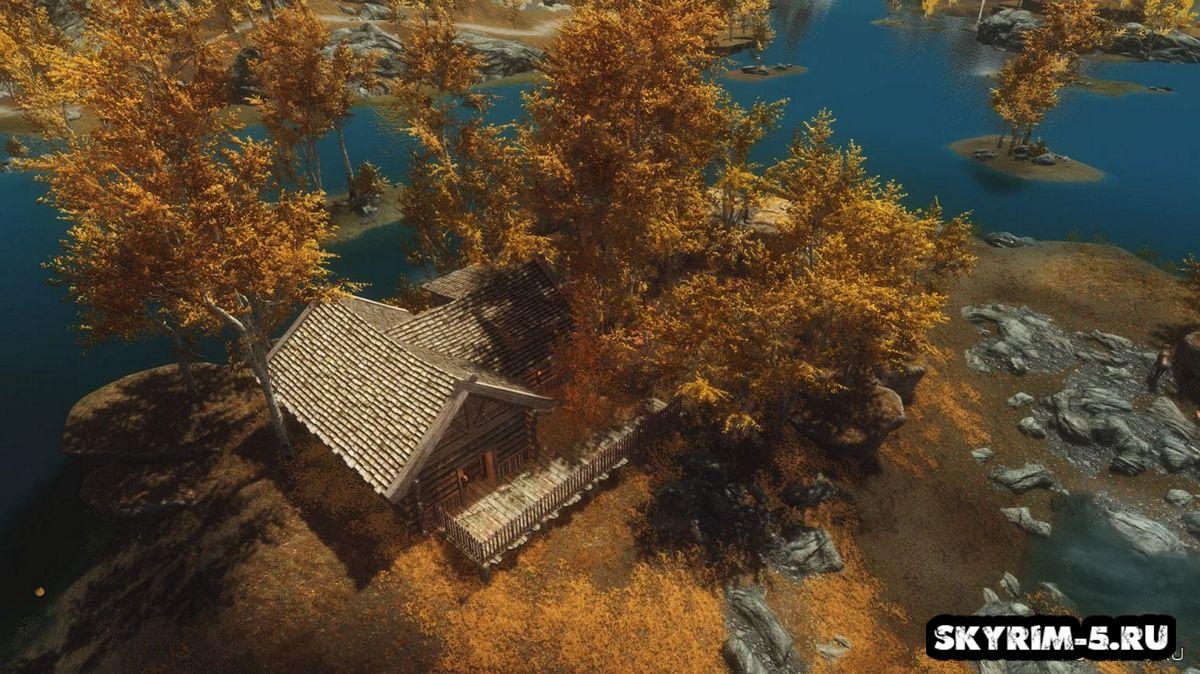 Усадьба Осенняя-БухтаМоды Скайрим > Дома и локации Скайрим