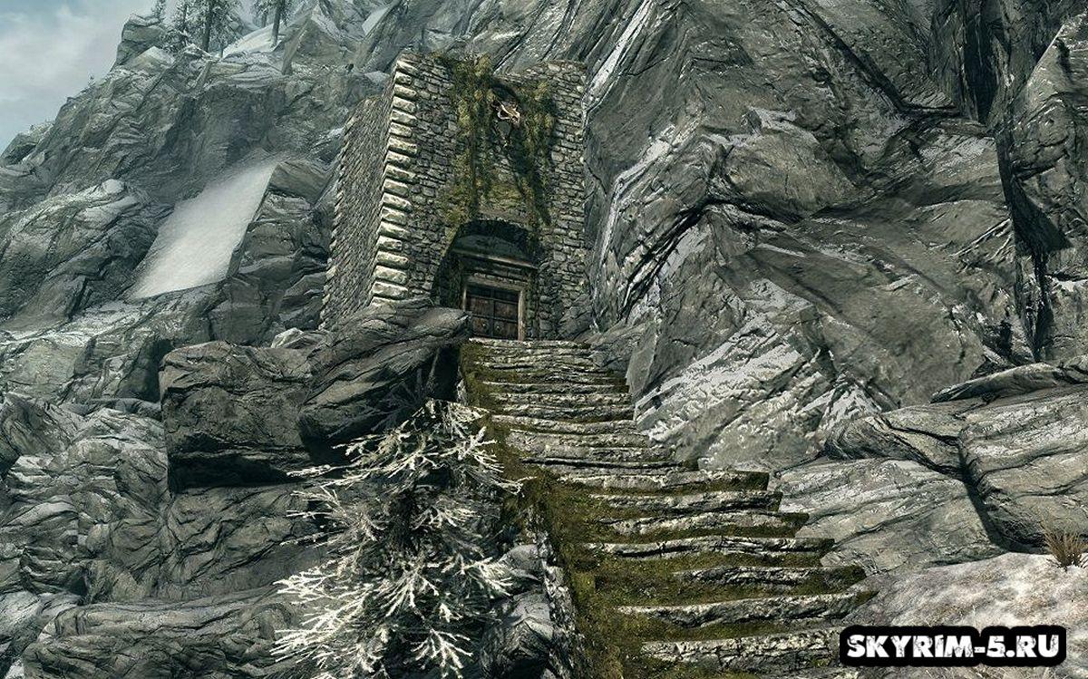 Дом Драконорожденного в РивервудеМоды Скайрим > Дома и локации Скайрим