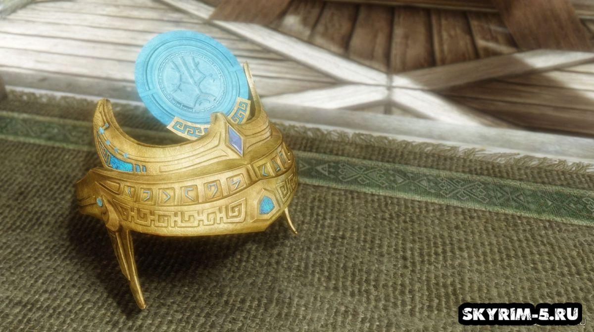 Этериевая коронаМоды Скайрим > Косметические моды Скайрим