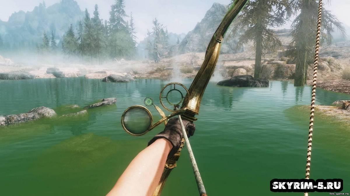 Пак снайперских луков