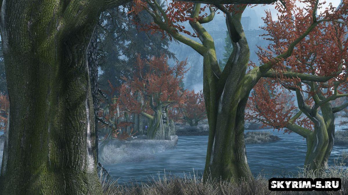 Деревья Тундры HD -