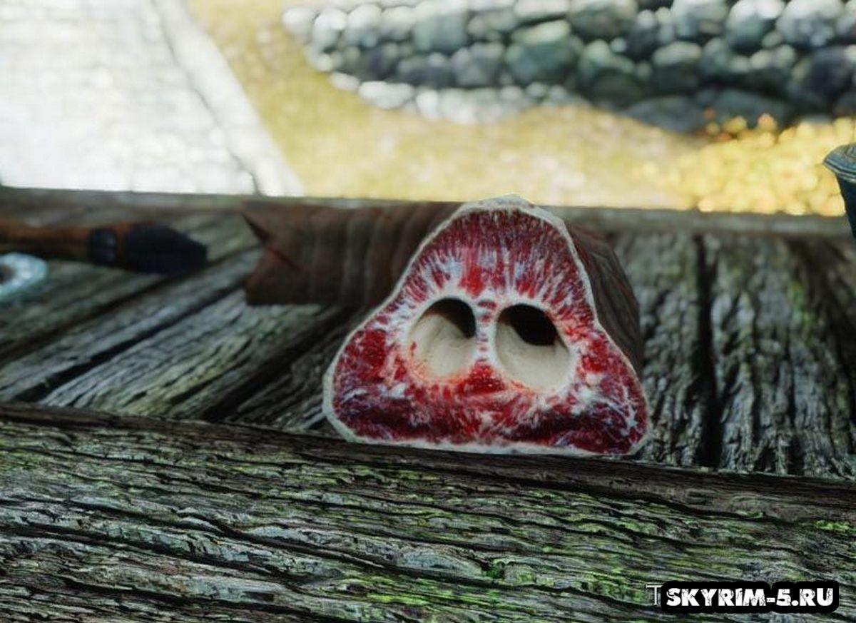 HD хобот мамонтаМоды Скайрим > Прочее Скайрим
