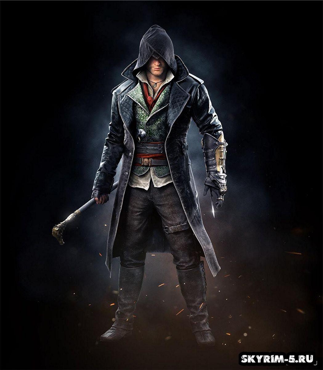 Одеяние Джейкоба - Assassin's Creed SyndicateМоды Скайрим > Броня и одежда Скайрим