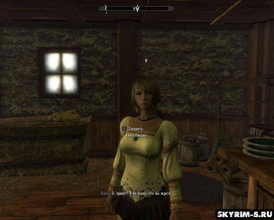 Многоженство  Геймплей  Моды для Skyrim