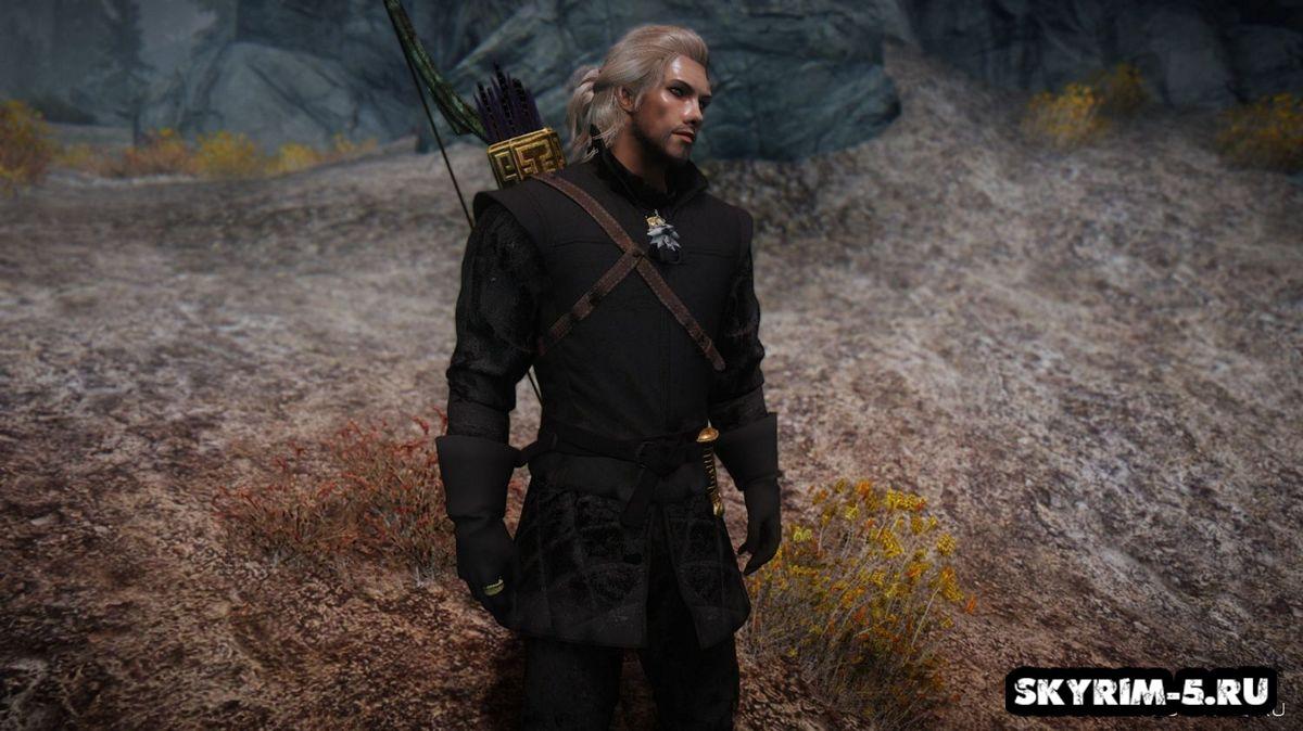 Лунные доспехи - The Witcher 3 -