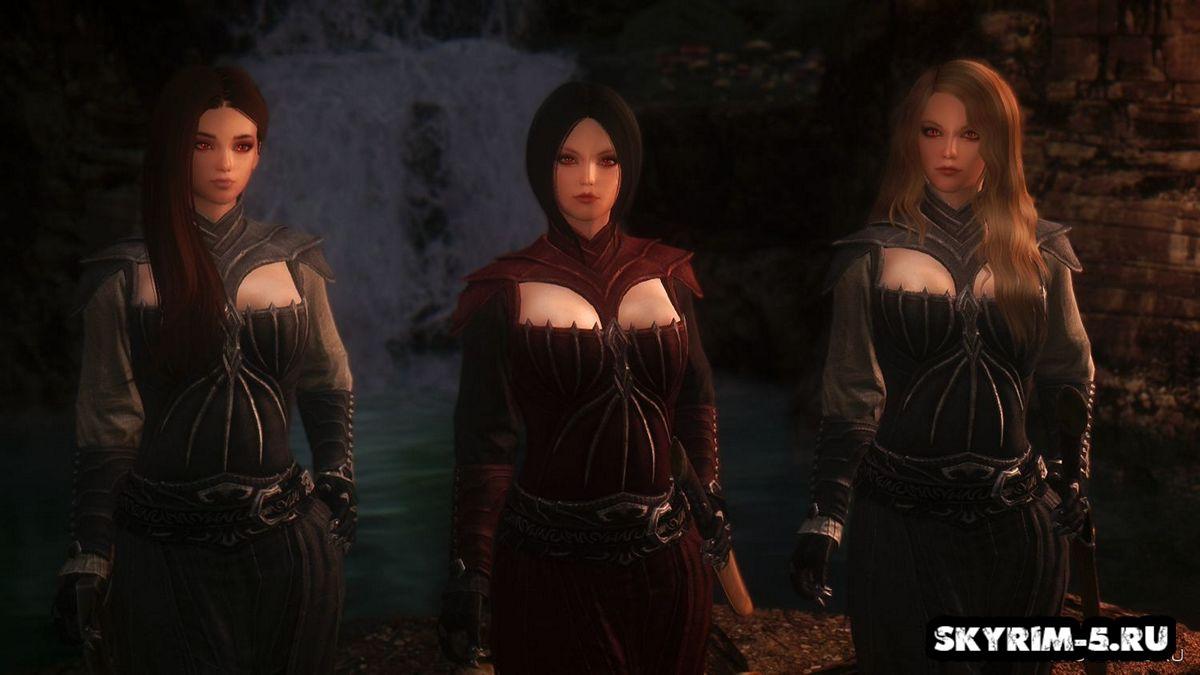Спутницы вампиры