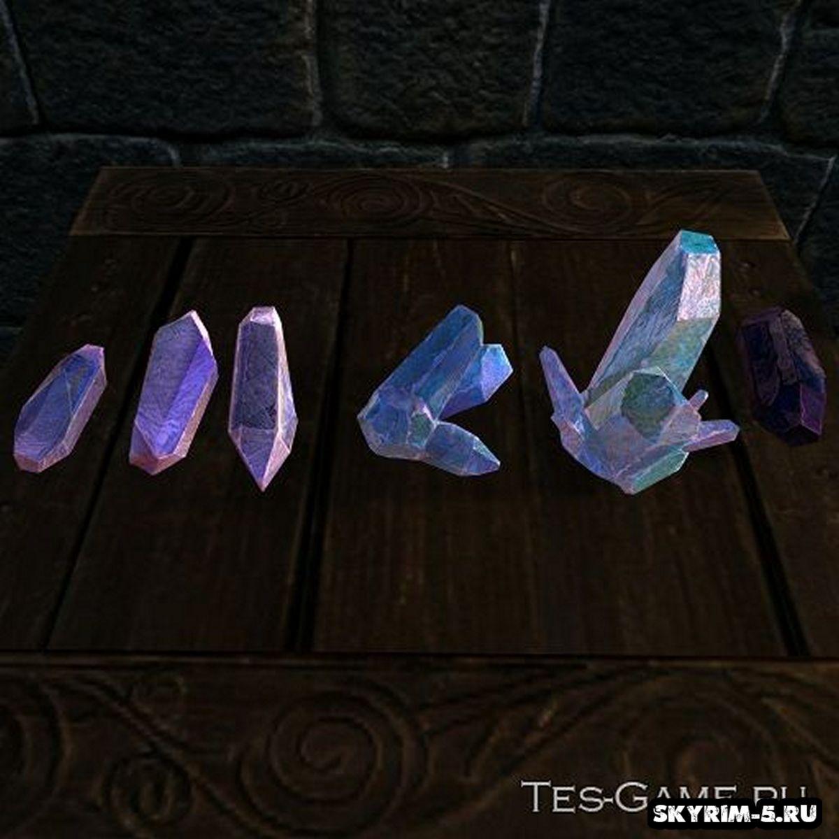 Rustic soul gems mod for skyrim