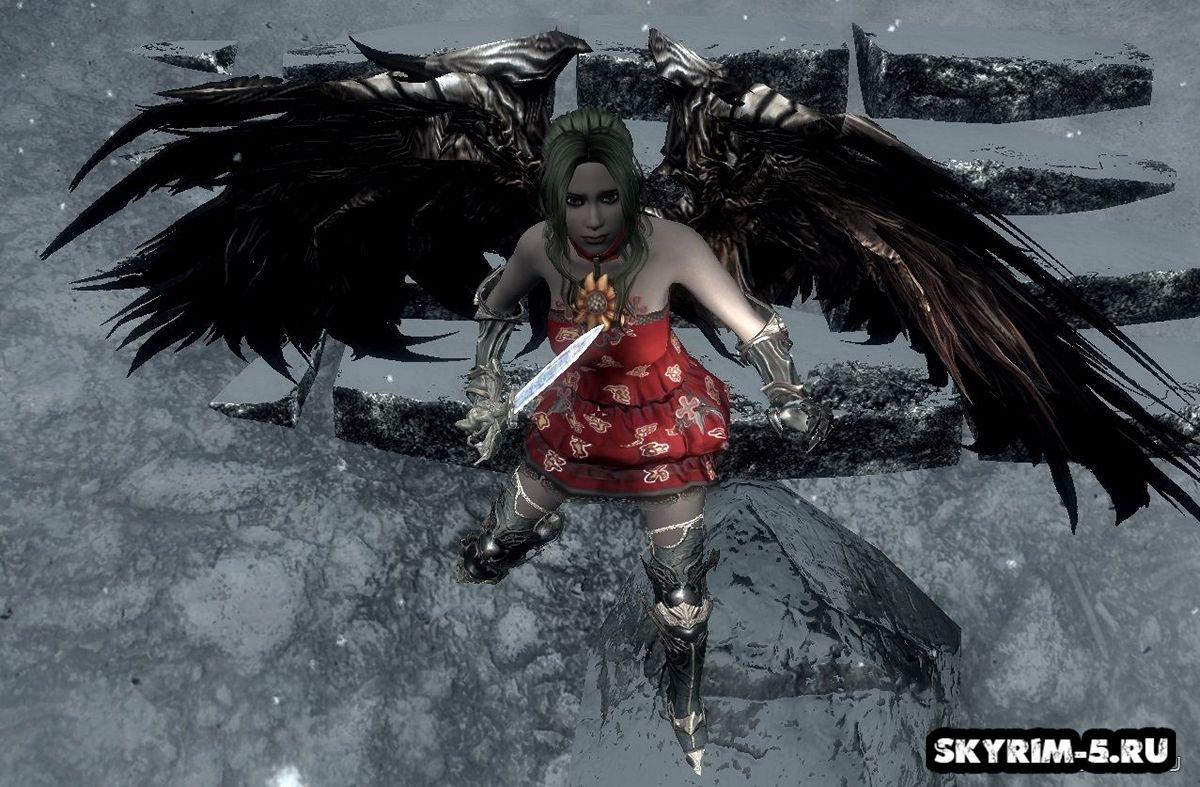 Пресет Terra Bradford from Final Fantasy VI -