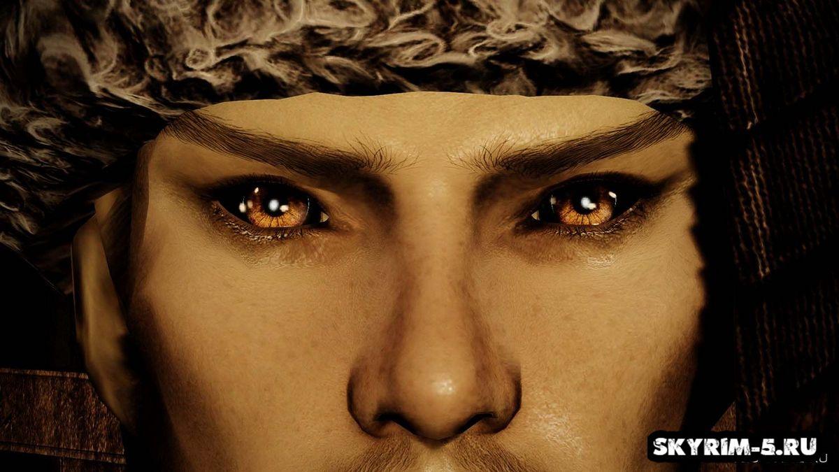 Чарующие глаза для эльфов мужчинМоды Скайрим > Косметические моды Скайрим