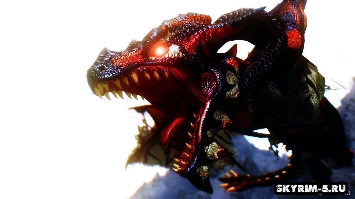 Импрессивные звуки драконов -