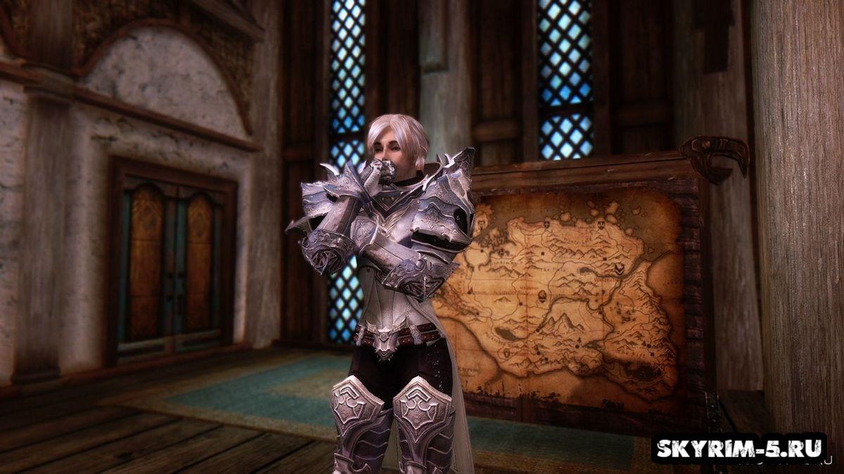 Коллекция Брони (Одежды) из игры TERA -