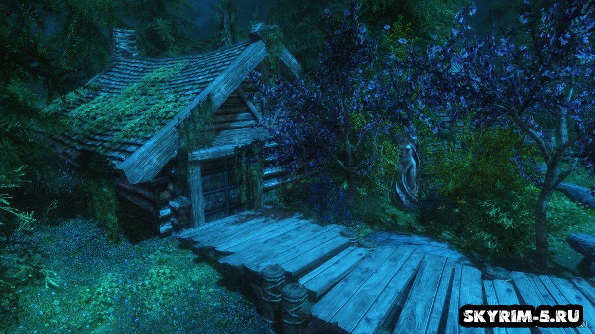 Mixwater OverlookМоды Скайрим > Дома и локации Скайрим