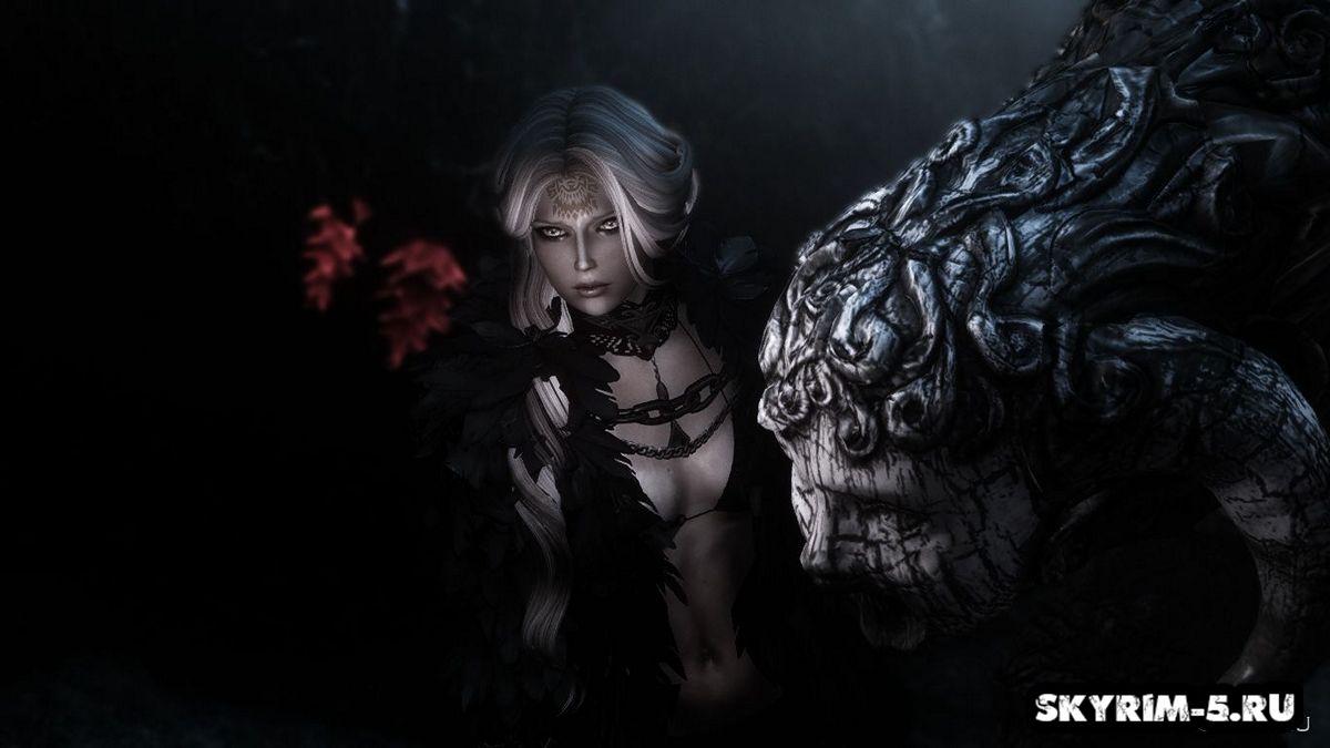 Тисс - Темный саммонер -