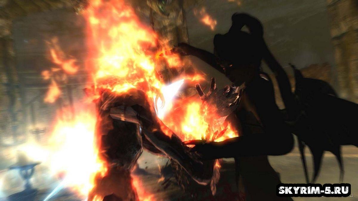 Вампиры не нападаютМоды Скайрим > Геймплей Скайрим