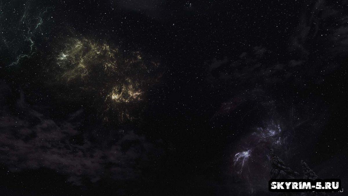 Улучшенное ночное небо - HDМоды Скайрим > Прочее Скайрим
