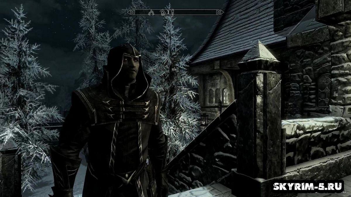 Призрак Скайрима