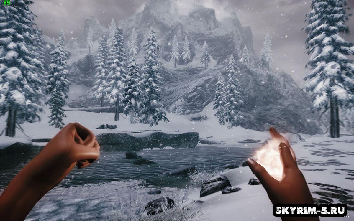 The Elder Scrolls V Обновление 3.0 [Hittcliff] -