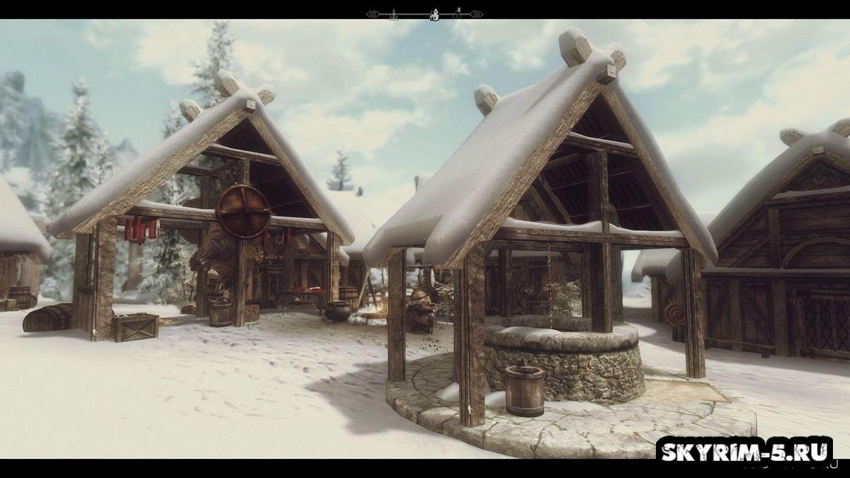 Деревня Скаалов от JK -