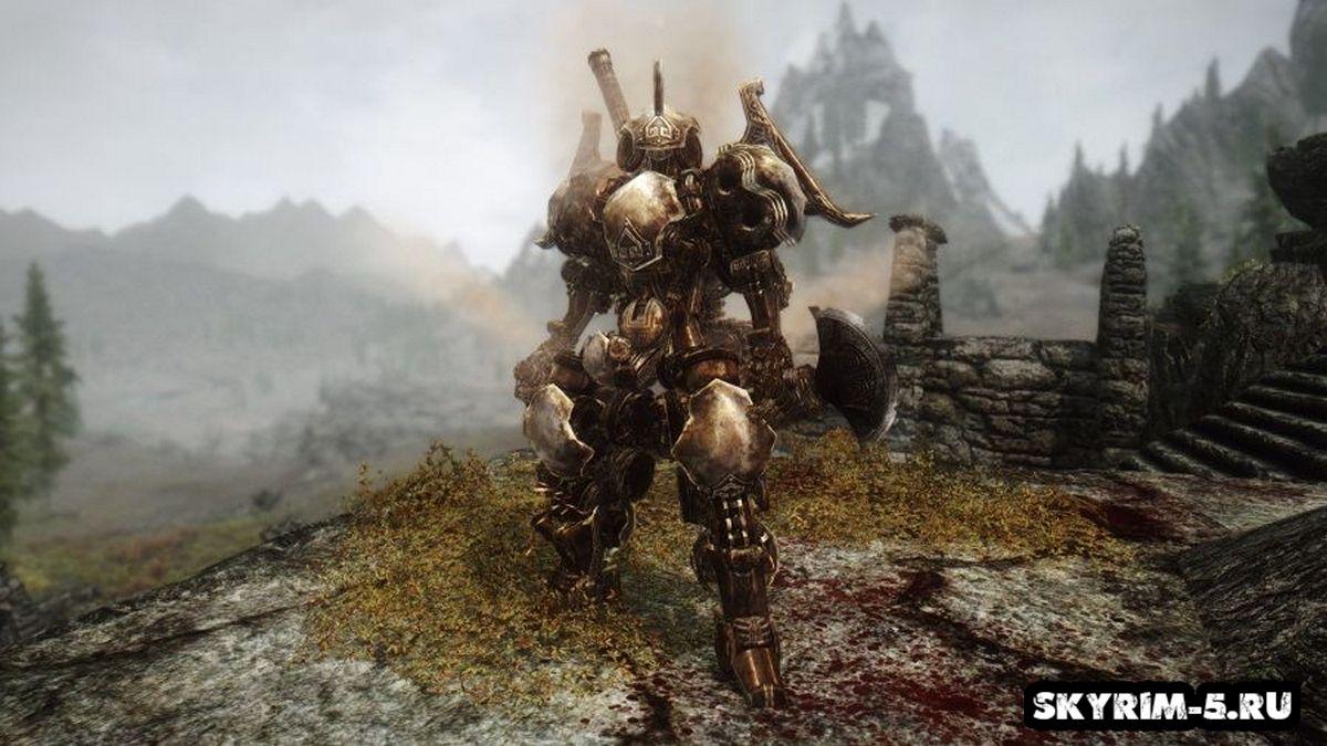 Верный двемерский рыцарь -