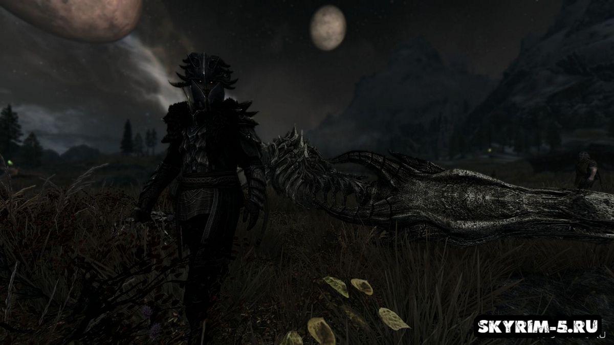 Драконья броня ветерана -