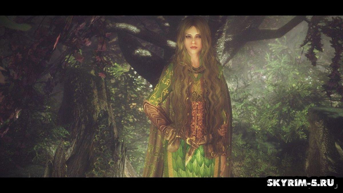 Freya-Standalone FollowerМоды Скайрим > Компаньоны Скайрим