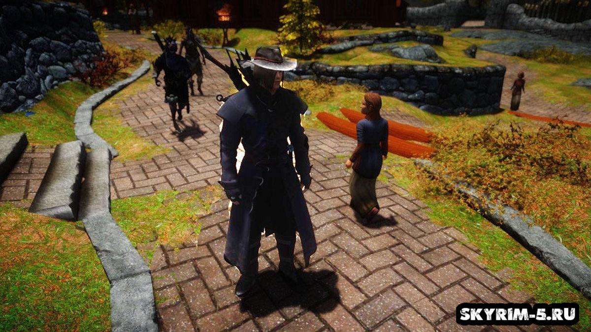 Костюм Детлафа из The Witcher 3 -