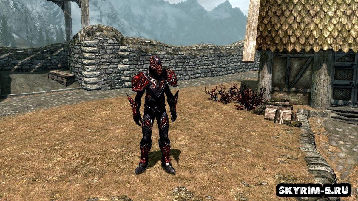 Alfar armor modМоды Скайрим > Броня и одежда Скайрим