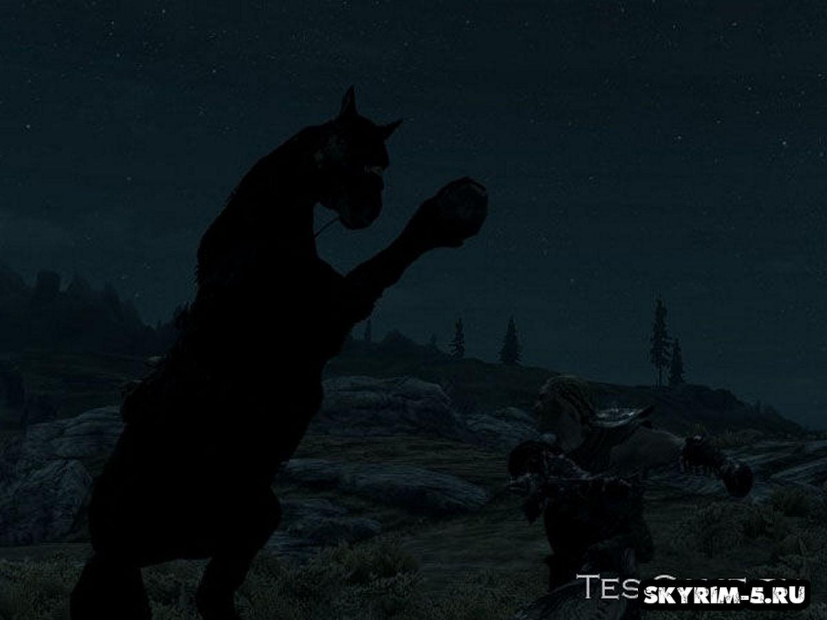 Бессмертные лошади