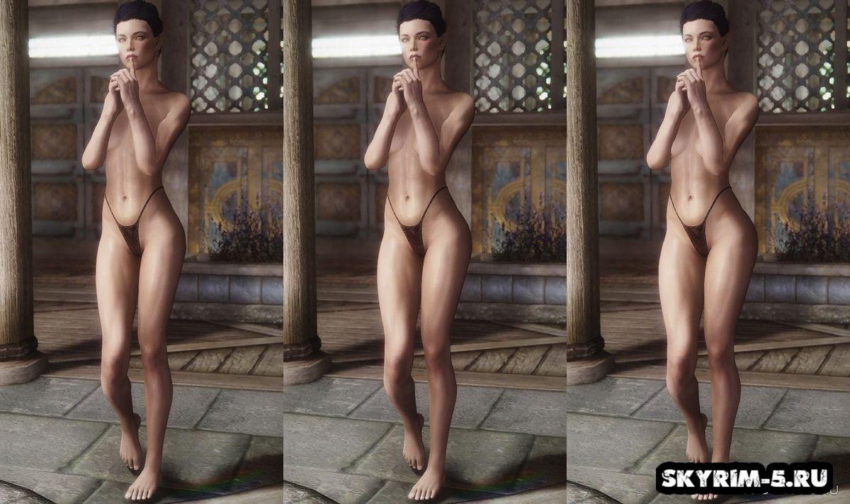 MRB - MJ's Realistic Body