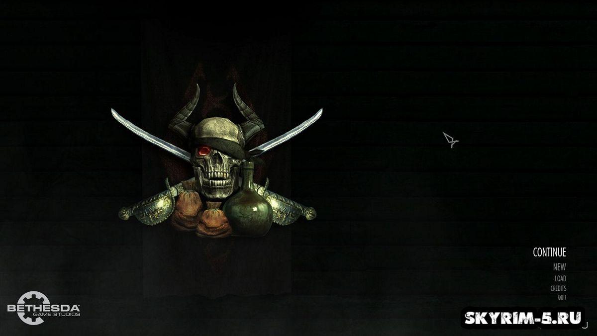 Пиратская темаМоды Скайрим > Прочее Скайрим