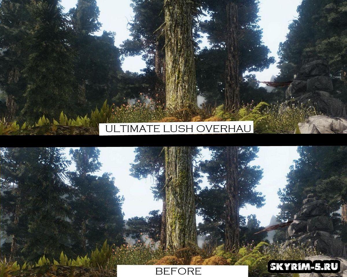 Улучшенные деревья -