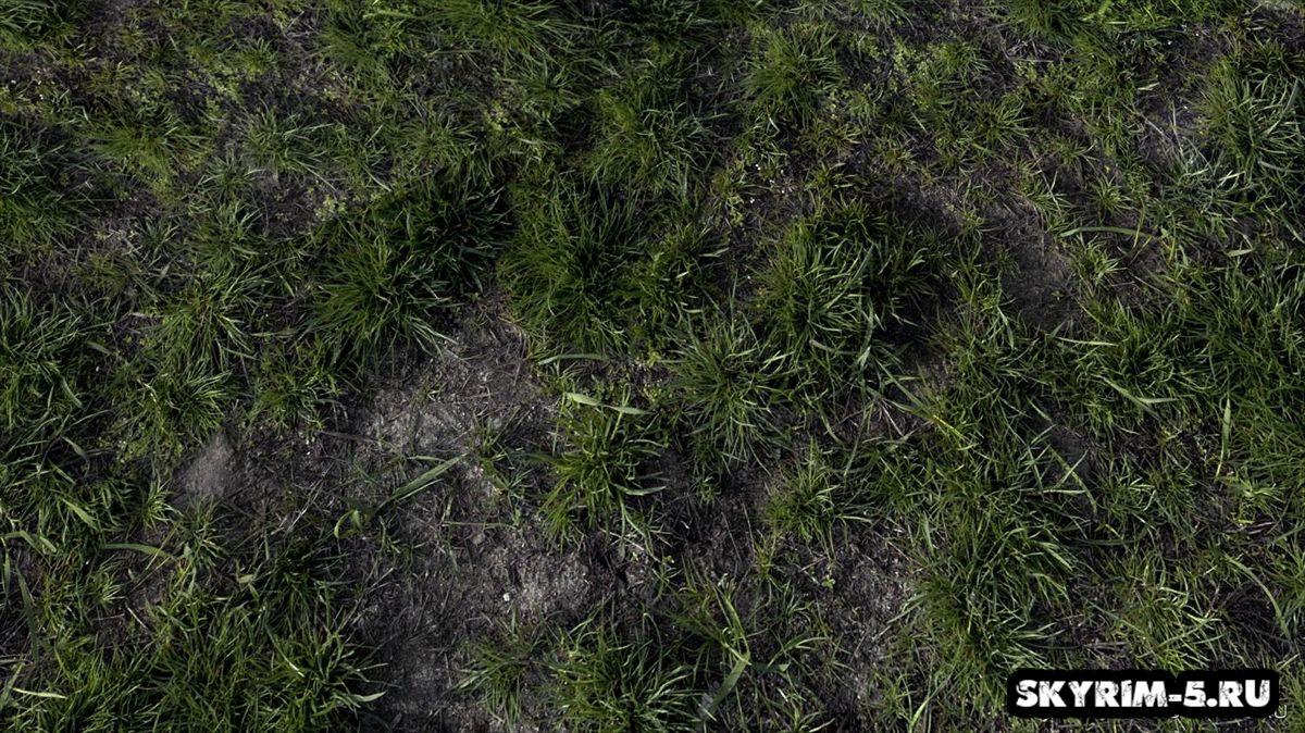 Реалистичная траваМоды Скайрим > Косметические моды Скайрим