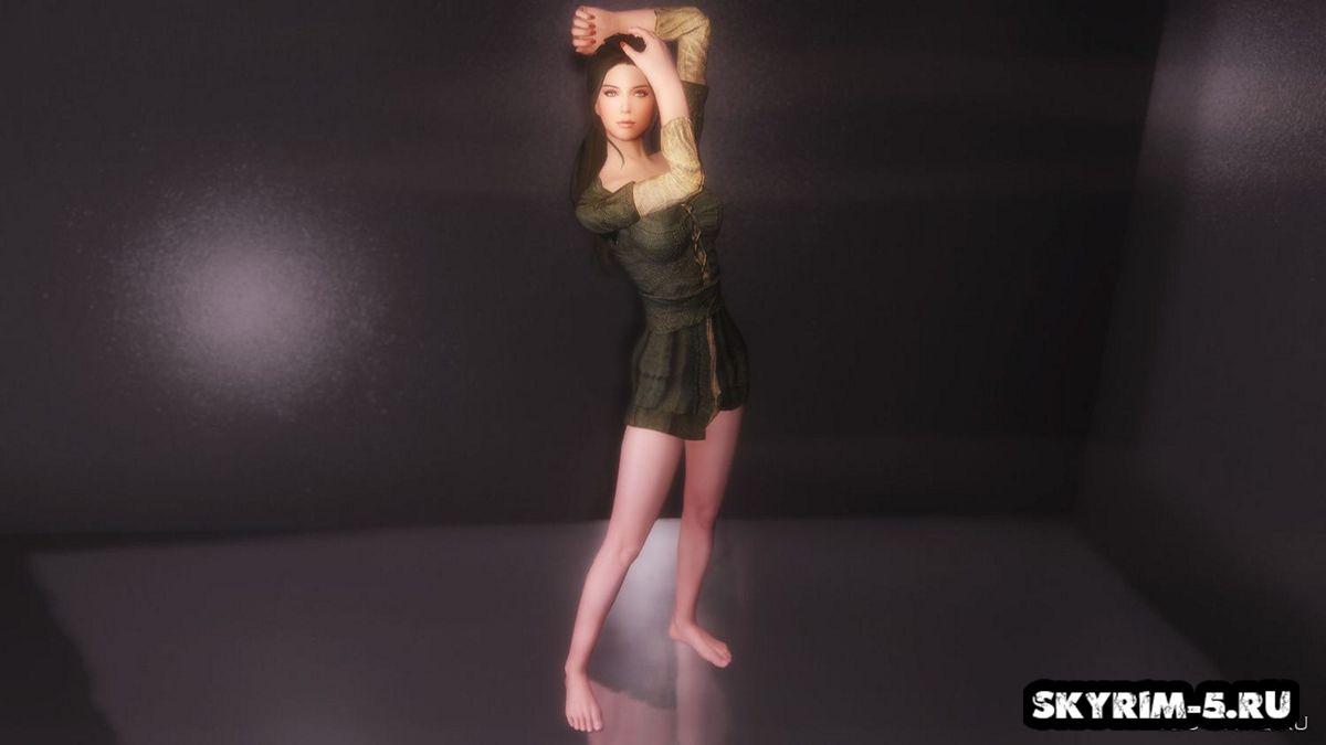 CBBE HDT - Мини платья