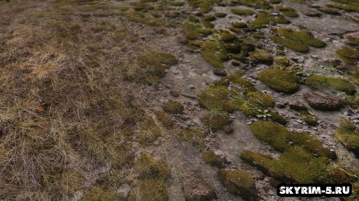 HD 2K текстуры земли - Parallax -