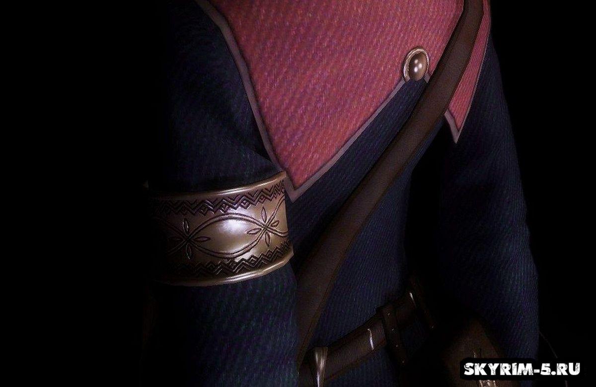 Секретное одеяние для UNP -